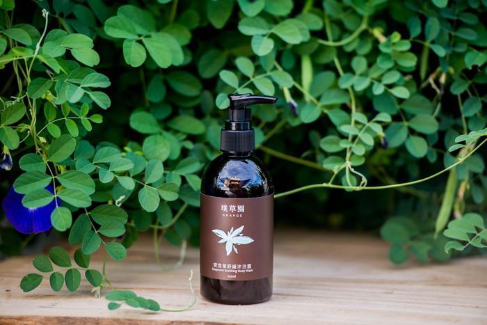 璞草園-肥皂草舒緩沐浴露(250ml)產品資訊