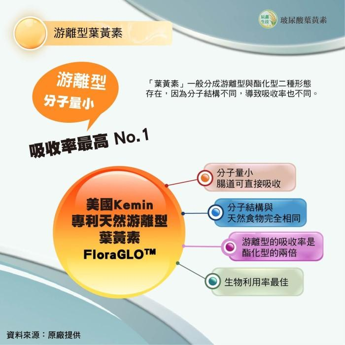 辰鑫生技-玻尿酸葉黃素(30粒X6盒)優惠組產品資訊
