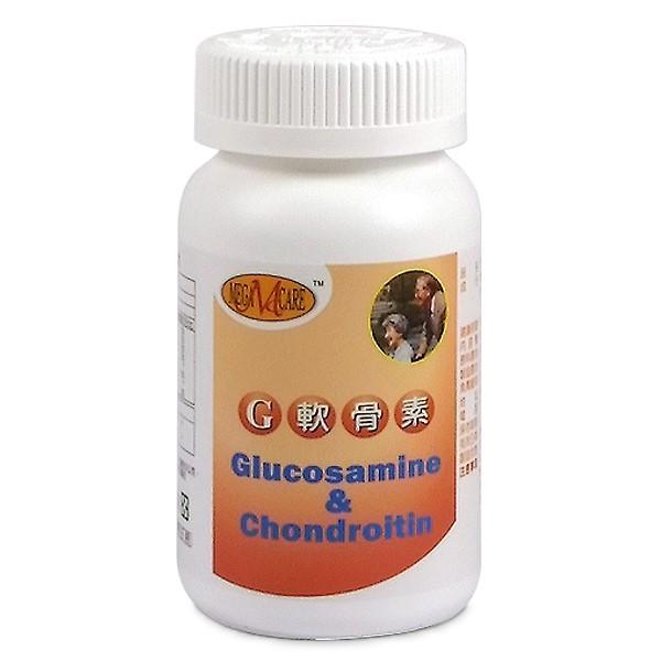 美天健-G軟骨素(葡萄糖胺+軟骨素)(90粒)