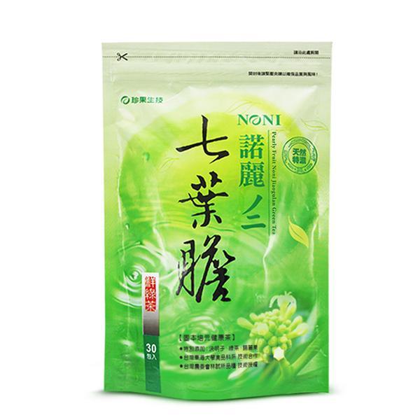 珍果諾麗七葉膽綠茶(30包/袋)