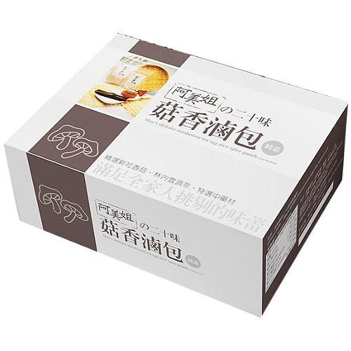 阿美姐的二十味菇香滷包(30gX2袋)家庭用