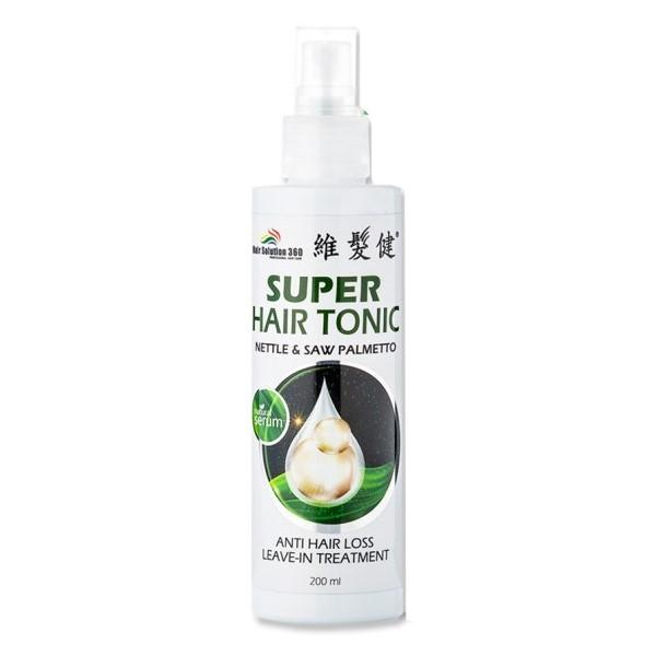 維髮健-高植萃鋸棕櫚強化配方養髮組(鋸棕櫚洗髮精+養髮液)