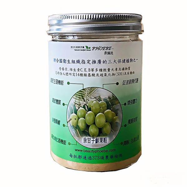 非絲比-印度聖果 余甘子(油甘)鮮果粉(100g)