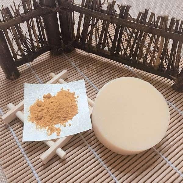 艸研所-薑黃手工皂(100g)