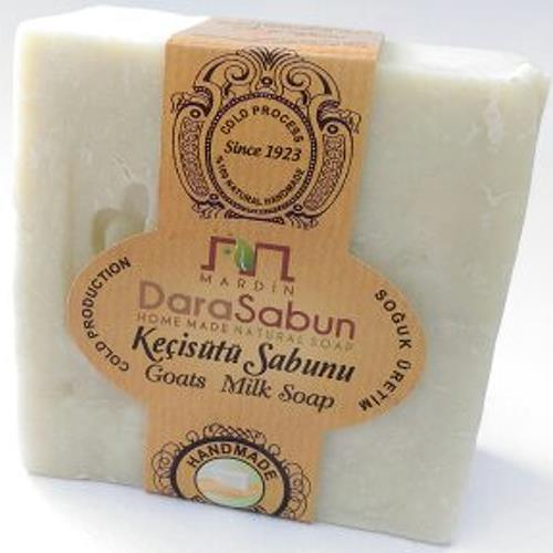 DaraSabun-植物精油手工皂-山羊奶(Goat milk soap)(150g±5g)