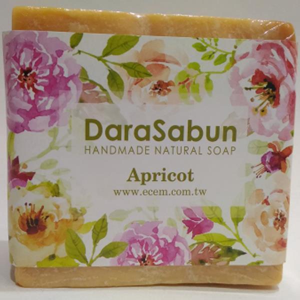 DaraSabun-植物精油手工皂-杏子(Apricot Soap)(150g±5g)