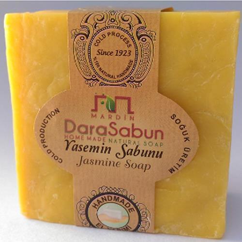 DaraSabun-植物精油手工皂-茉莉花(Jasmine Soap)(150g±5g)