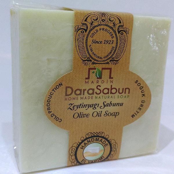 DaraSabun-植物精油手工皂-橄欖油(Olive oil Soap)( 170g±5g)