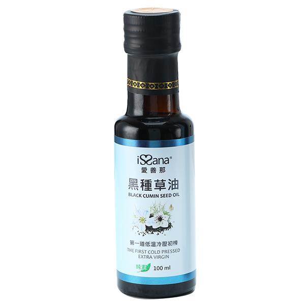 愛善那-黑種草油(100ml)