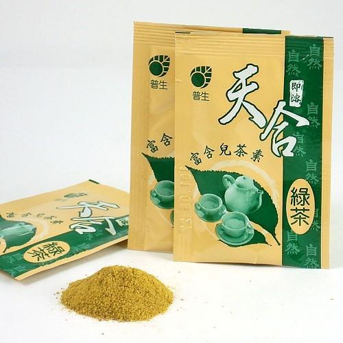 普生生技-天合自然即溶綠茶/綠茶粉(100包)