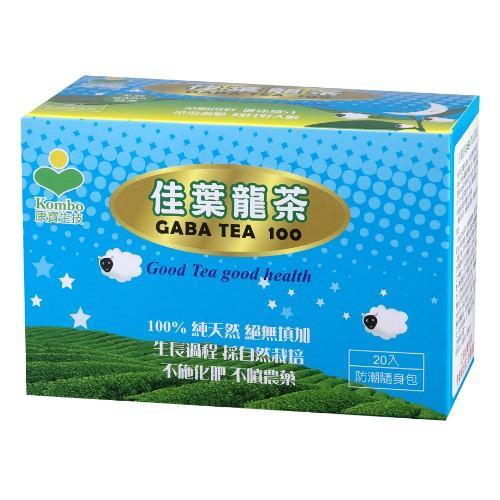 康寶生技-佳葉龍茶(烏龍茶)20茶包