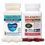 赫而司 新元氣錠+紅藻鈣超值組