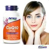 NOW健而婷-精純CoQ10膠囊食品(60顆)