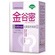 台灣優杏-金谷密膠囊(紅藻鈣+大豆萃取物)(120粒_60天份)