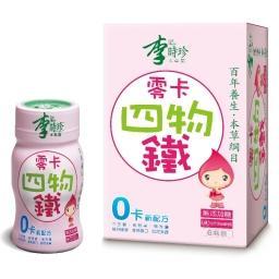 李時珍-零卡四物鐵飲品(6入)