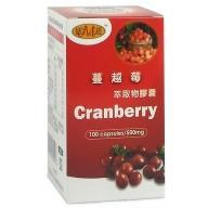 美天健-蔓越莓萃取物膠囊(100顆)