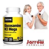 Jarrow賈羅公式-植物性葡萄糖胺1000mg(100錠)