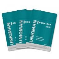 UNIQMAN-葡萄糖胺+軟骨素膠囊食品(30粒/袋)3袋組
