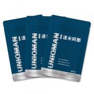 UNIQMAN-達米阿那膠囊食品(30粒/袋)3袋組