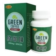 美天健-綠咖啡膠囊(60顆)