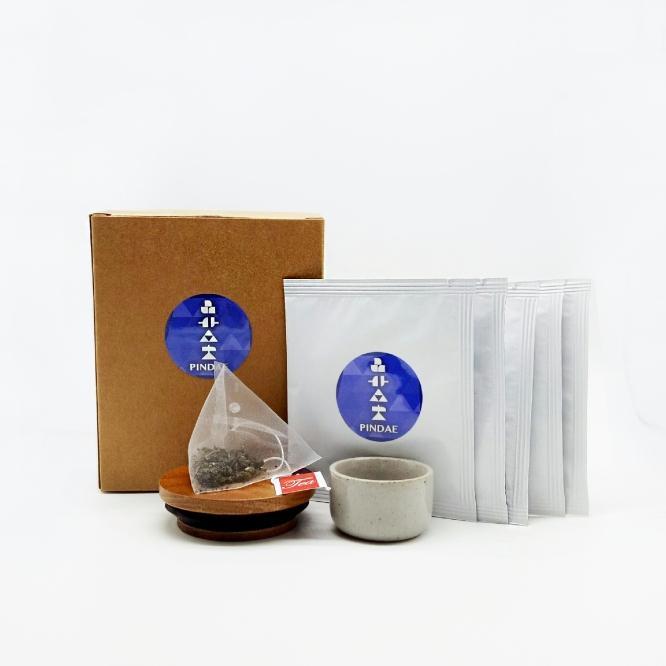 山之翠-能量三角立體茶包補充包(25入裝)