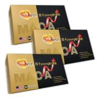 好康march-瑪卡young複方膠囊(60錠X3盒)優惠組