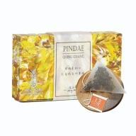 【山之翠X御書房】茶繪聯名系列-琥珀金山 凍焙茶立體茶包(10包入)
