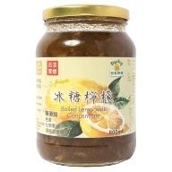 憋氣檸檬 冰糖檸檬-原味古法厚燉(800ml)