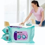 凱歐氏 航空認證抗菌濕紙巾(30抽X3包)