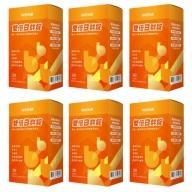 WEDAR薇達-雙倍B群錠(30錠X6盒)