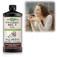 Nature's Way然萃維 中鏈三酸甘油酯MCT Oil(椰子油來源)(887ml)(效期至2021年9月30日)