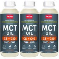 Jarrow賈羅公式 中鏈三酸甘油酯MCT Oil(椰子油來源)(591毫升X3瓶)