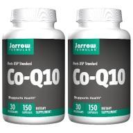 Jarrow賈羅公式-Kaneka反式型Q10膠囊(150粒X2瓶)
