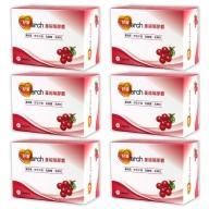 好康march-蔓越莓膠囊(50顆X6盒)優惠組