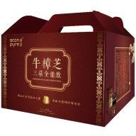 連淨 牛樟芝三萜全能飲(全素)18入禮盒